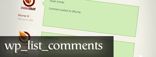 wp_list_comments