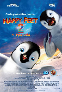 快乐的大脚2 Happy Feet Two