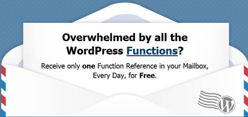 The Daily WordPress Reference
