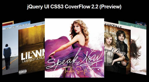 jquery-ui-css3-coverflow