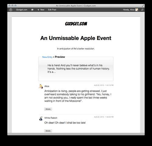 有新消息,用户会受到及时提醒