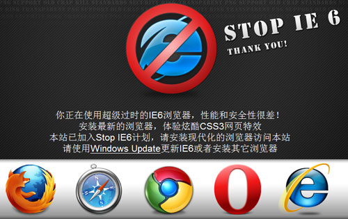 Stop IE6 Plugin Stops All?