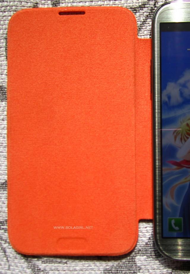 Galaxy Note2 原装皮套脏了怎么办
