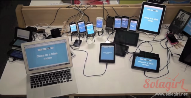 mixture-multi-devices